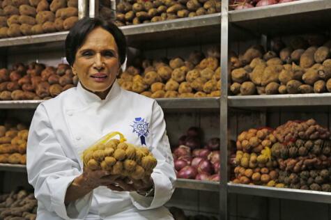 Gloria resume pasión y conocimiento gastronómico. (Foto: Archivo La República)