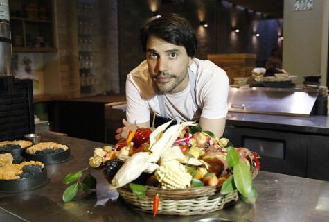 Virgilio representa el futuro de nuestra cocina. (Foto: Andina)