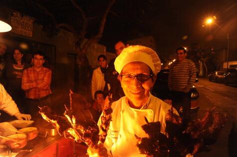 Su personalidad y cocina son una oda a la humildad. (Foto: Archivo La República)