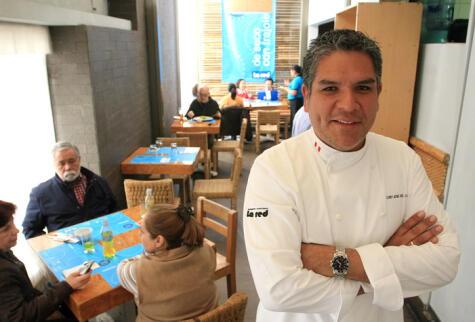"""José del Castillo: """"Me decían que cocinaba como abuelita"""". (Foto: Andina)"""