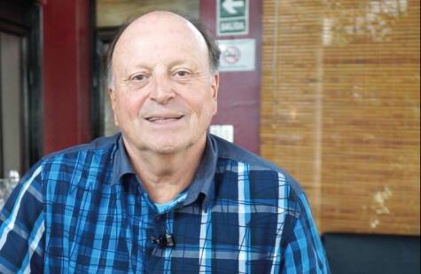 Óscar Velarde fundó La Gloria en los años en que el boom recién empezaba. (Foto: Fundades)