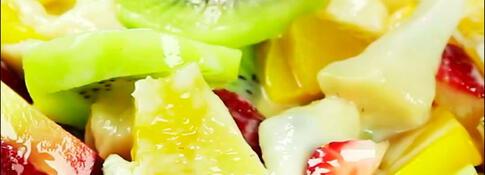 Ensalada de frutas cítricas (VIDEO)